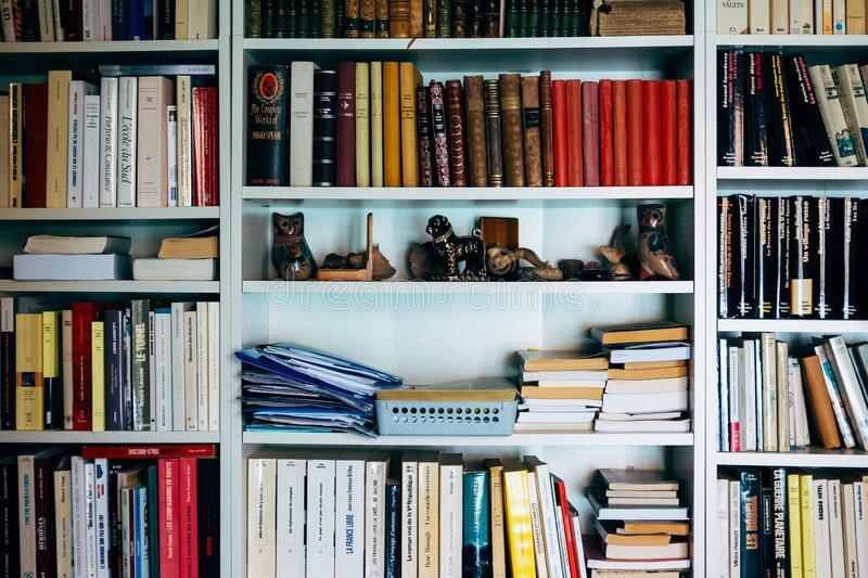 antibiblioteca